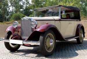 1933年 Austin 老爺車 3小時 $2680 OT $600/小時