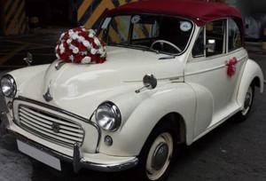 英國開薘古董車 3小時 $2680 OT $600/小時